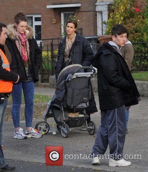 Rachel O'byrne, Rachel Griffiths and Barry Keoghan