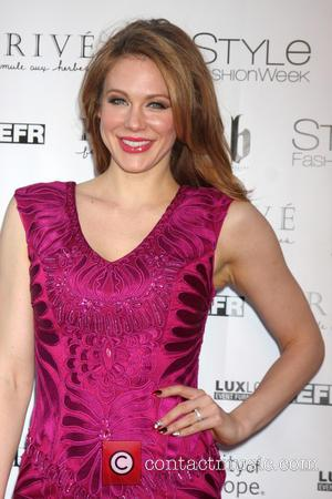 Maitland Ward - Sue Wong Spring 2015 Fashion Show - 'Fairies And Sirens' - Arrivals at The Reef - Los...