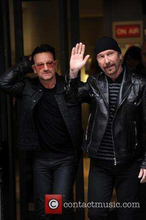 Bono Apologises Over Unwanted Downloads Of U2's New Album