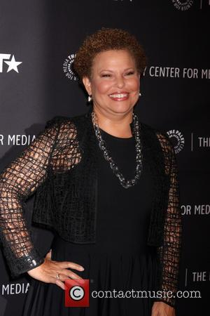 Debra Lee - Stars of the new comedy parody movie 'Real Husbands of Hollywood' took to the red carpet at...