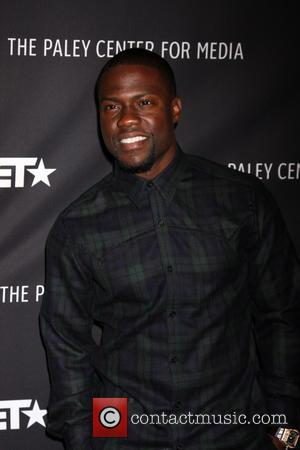 Kevin Hart - Stars of the new comedy parody movie 'Real Husbands of Hollywood' took to the red carpet at...