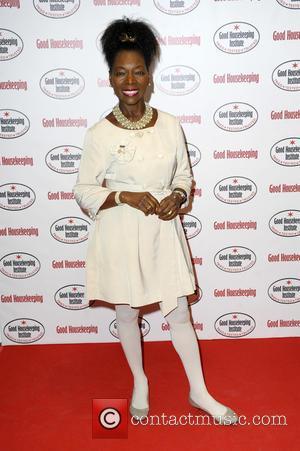 Floella Benjamin - Good Housekeeping Institute at Good Housekeeping Institute - London, United Kingdom - Thursday 16th October 2014