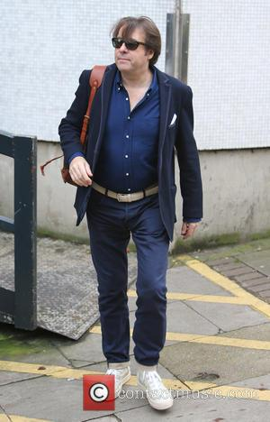 Jonathan Ross - Celebrities at the ITV studios - London, United Kingdom - Thursday 16th October 2014