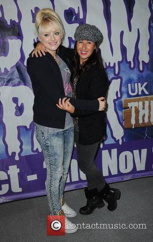 Katie Mcglynn and Hayley Tamaddon