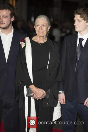 Vanessa Redgrave - BFI London Film Festival - 'Foxcatcher' - Premiere at Odeon Leicester Square - London, United Kingdom -...