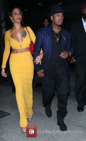 Ne-Yo - Ne-Yo and a number of other stars were seen as they arrived at the Conga Room at L.A....