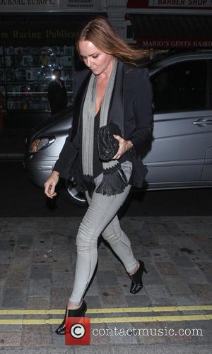 Stella McCartney - Celebrities arriving at Chiltern Firehouse - London, United Kingdom - Thursday 16th October 2014