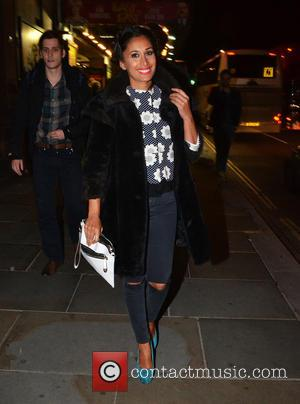 Preeya Kalidas - Celebrities attend the 'East is East' press night - London, United Kingdom - Thursday 16th October 2014