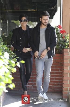 Scott Disick and Kris Jenner