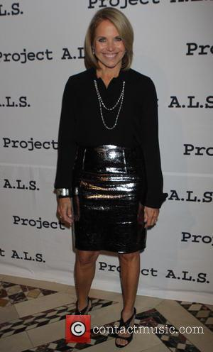 Katie Couric - 16th Annual Tomorrow Is Tonight Gala Benefiting Project A.L.S. at Cipriani E. 42 St - New York...