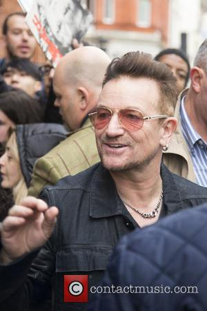 Bono Reveals Why He Always Wears Sunglasses: