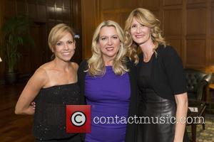Laura Dern, Cheryl Strayed and Sheryl Crow