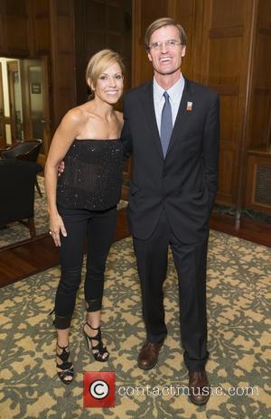 Sheryl Crow and Jamie Williams