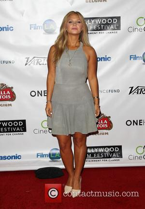 Vanessa Ray - 2014 Hollywood Film Festival - Opening Night Gala and Q&A at ArcLight Hollywood - Hollywood, California, United...