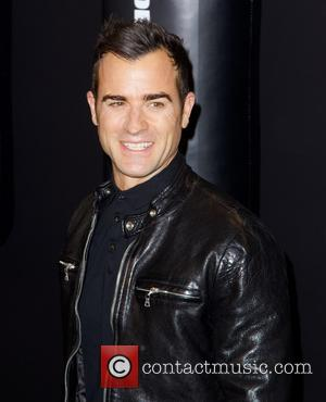 Justin Theroux - Photos of the arrivals at Alexander Wang's X H&M collection Launch in New York City, New York,...