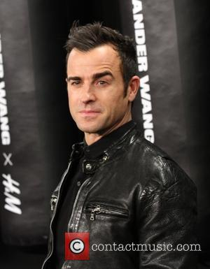 Justin Theroux - Photos of the audience and arrivals at Alexander Wang's X H&M collection Launch in New York City,...