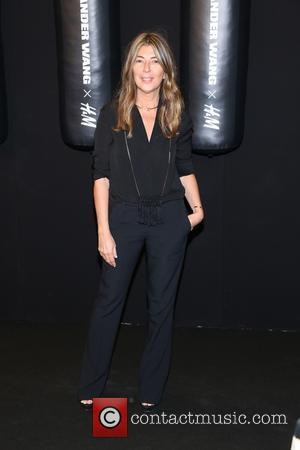 Nina Garcia - Photos of the audience and arrivals at Alexander Wang's X H&M collection Launch in New York City,...