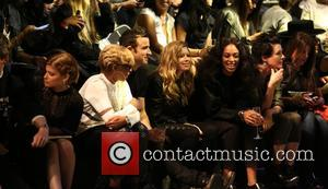 Solange Knowles - Photos of the audience and arrivals at Alexander Wang's X H&M collection Launch in New York City,...