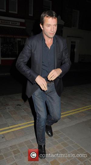 James Purefoy - Celebrities arriving at Chiltern Firehouse at Marylebone - London, United Kingdom - Thursday 16th October 2014