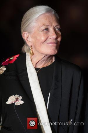 Vanessa Redgrave - LFF: Foxcatcher - American Express gala at Odeon Leicester Square - London, United Kingdom - Thursday 16th...