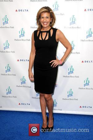 Hoda Kotb - Photographs of various celebrities as they attended the Friends of Hudson River Park Sweet 16 Gala in...