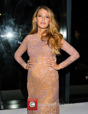 Blake Lively - A variety of stars were photographed as they arrived at the 2014 God's Love We Deliver Golden...