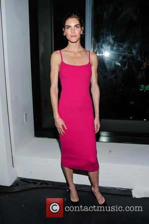 Hilary Rhoda - A variety of stars were photographed as they arrived at the 2014 God's Love We Deliver Golden...