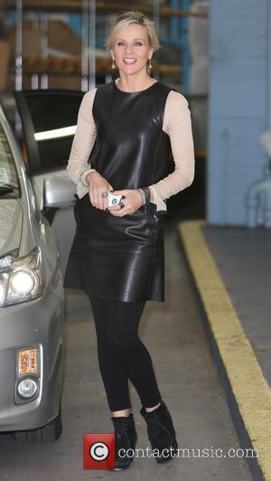 Linda Barker - Celebrities at the ITV studios - London, United Kingdom - Thursday 16th October 2014