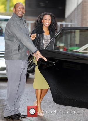 Beverley Knight - Celebrities at the ITV studios - London, United Kingdom - Thursday 16th October 2014