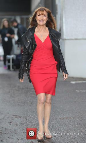 Jane Seymour - Celebrities at the ITV studios - London, United Kingdom - Thursday 16th October 2014