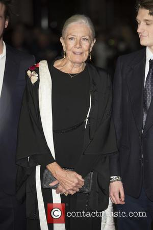 Vanessa Redgrave - BFI London Film Festival 'Foxcatcher' American Express gala screening at Odeon Leicester Square - London, United Kingdom...