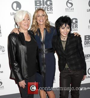 Olympia Dukakis, Maria Bello and Joan Jett