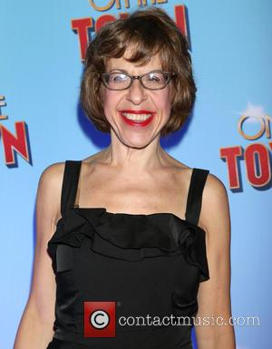 Jackie Hoffman - Photo's from the opening night party of the play 'On The Town' held at the Lyric Theatre...