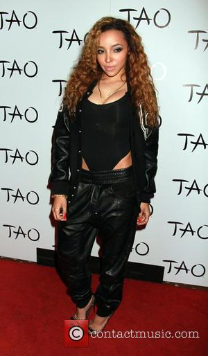 Tinashe - Snaps from the release party of Tinashe's new album 'Aquarius' held at the TAO Nightclub in Las Vegas,...