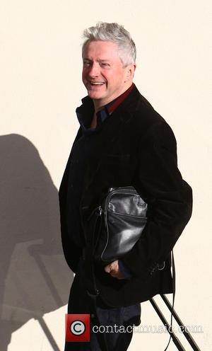 Louis Walsh - X Factor judge Louis Walsh arrives at Wembley studio for rehearsals at x factor - London, United...