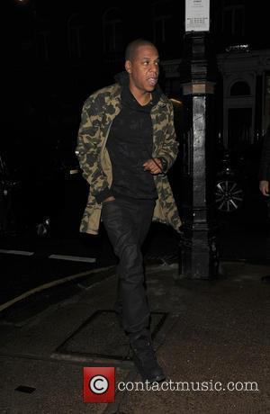 Beyonce Knowles and Jay-Z enjoy a dinner date at Harry's Bar in Mayfair