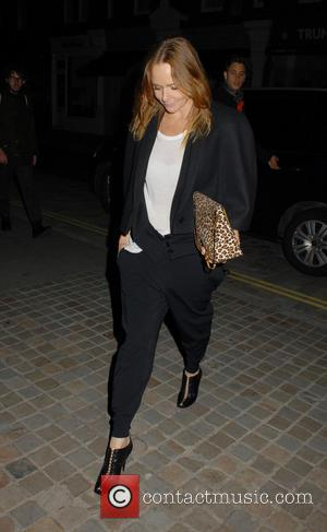 Celebrities arrive at Chiltern Firehouse in Marylebone