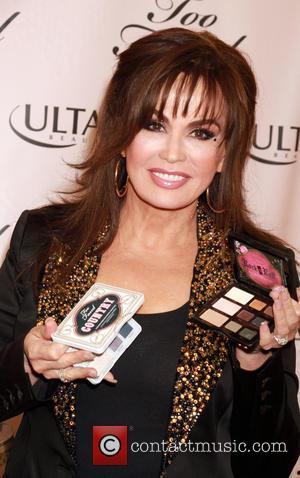 Marie Osmond promotes her cosmetic line 'Too Faced' at Ulta Beauty