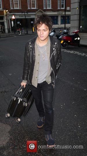 Jamie Cullum - Celebrities at the BBC Radio 2 studios at BBC Portland Place - London, United Kingdom - Friday...