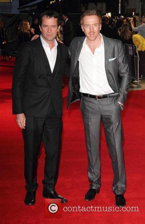 James Purefoy and Damian Lewis