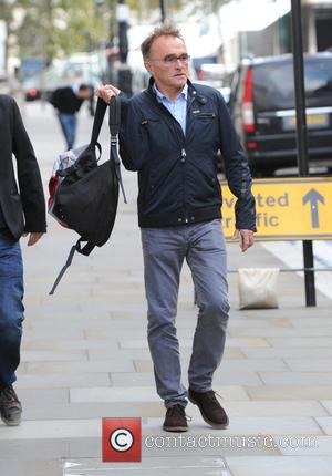 Danny Boyle - Danny Boyle seen out in London - London, United Kingdom - Friday 17th October 2014