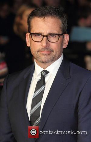 Steve Carell - London Film Festival screening of Foxcatcher at Odeon Leicester Square - London, United Kingdom - Friday 17th...