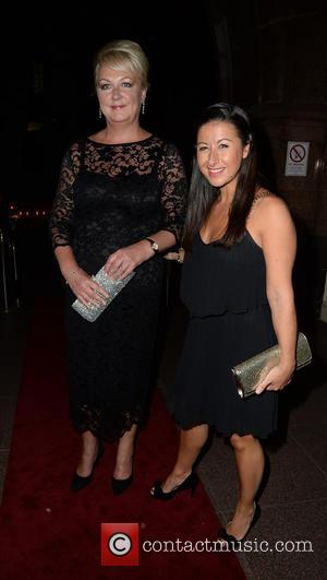Hayley Tamaddon and Sue Cleaver