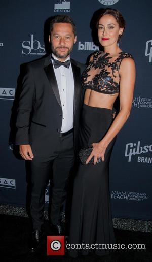 Diego Torres and Wife Debora Bello