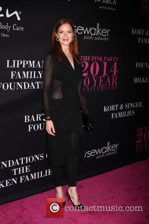 Snaps of a variety of stars as they arrived at the Pink Party 2014 which is held to benefit Cedars-Sinai...