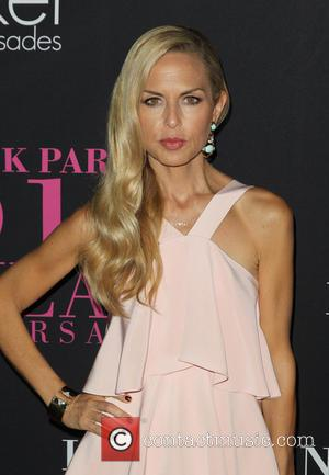 Shots of a variety of stars as they attended the Womens clothing store, Elyse Walker's 10 Year Anniversary Pink Party