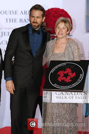 Ryan Reynolds and Tammy Reynolds