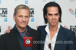Nick Cave and Viggo Mortensen