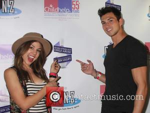 Kate Mansi and Robert Scott Wilson - 1st annual 'Stars Strike Out Child Abuse: A Celebrity Bowling Tournament hosted by...