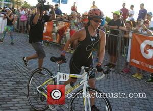 Roselyn Sanchez Leads Triathlon For Charity